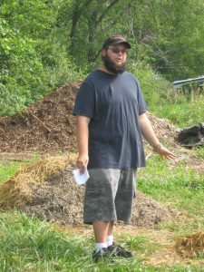 Brock Sell, composting