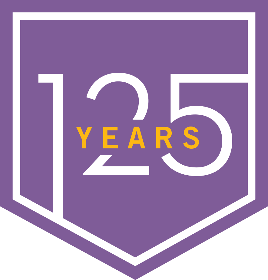Goshen College 125th Logo