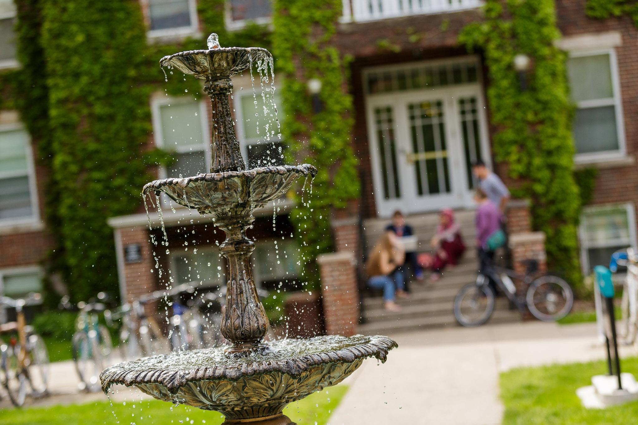 Adelphian Fountain