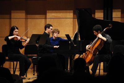 Fall Student Chamber Music Recital 3
