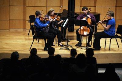 Fall Student Chamber Music Recital 4