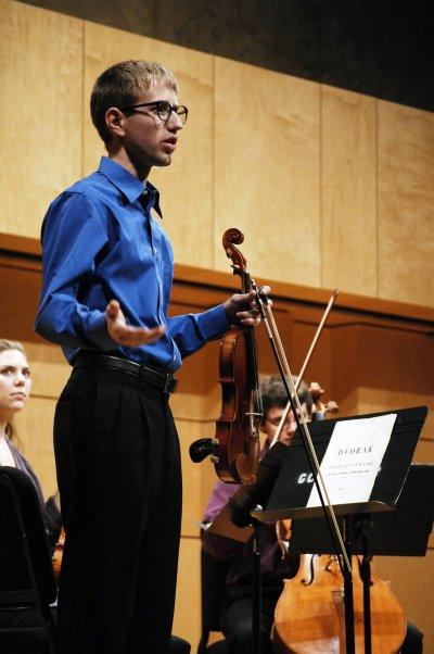 Fall Student Chamber Music Recital 5