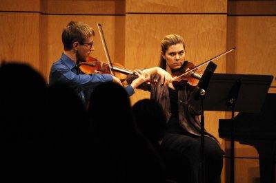 Fall Student Chamber Music Recital 6