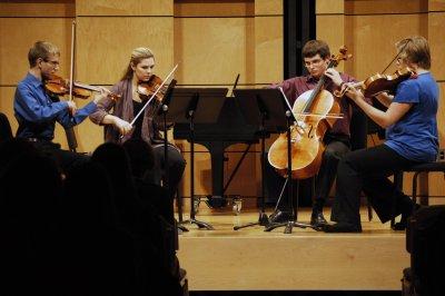 Fall Student Chamber Music Recital 8