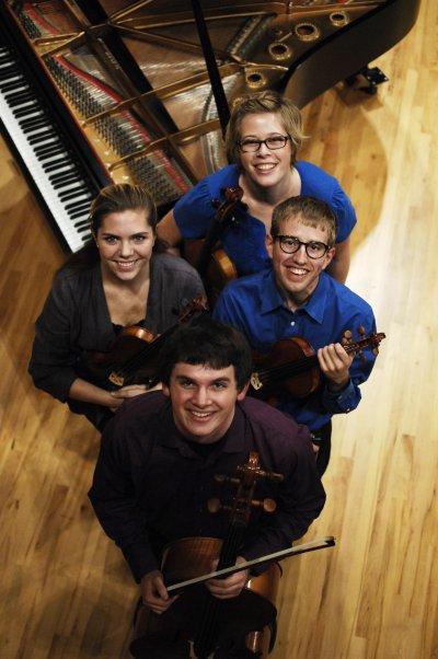 Fall Student Chamber Music Recital 7