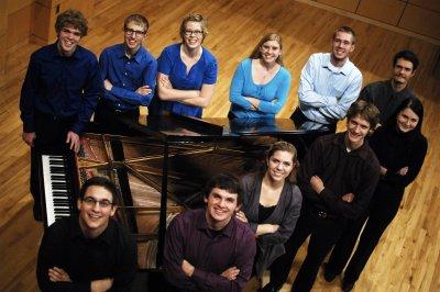Fall Student Chamber Music Recital 9
