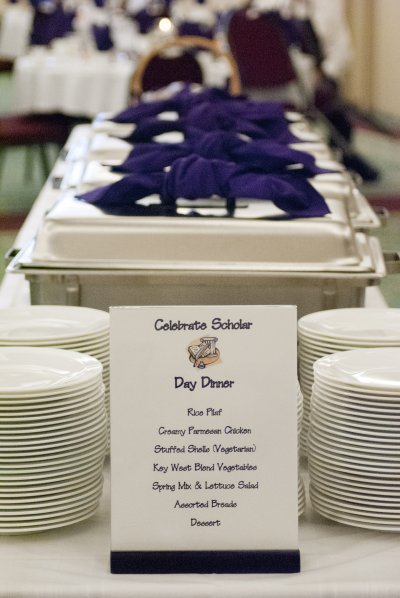 Celebrate Scholar Day banquet 2
