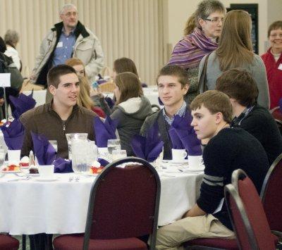 Celebrate Scholar Day banquet 3