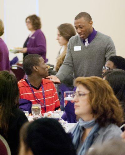 Celebrate Scholar Day banquet 9