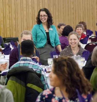 Celebrate Scholar Day banquet 10