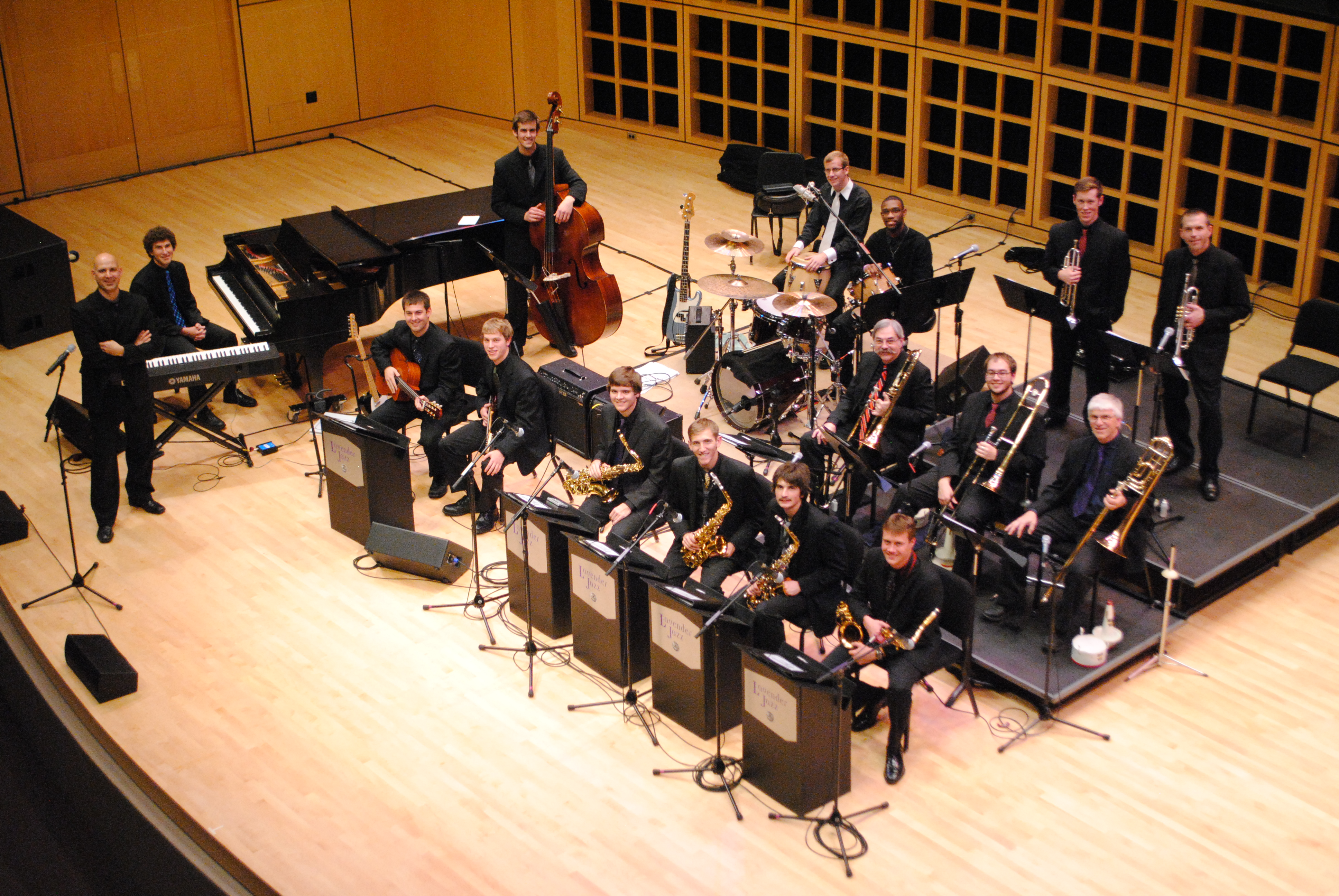 Lavender Jazz Fall Concert 1