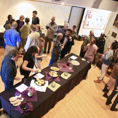 Commencement Weekend 2016: Department Receptions