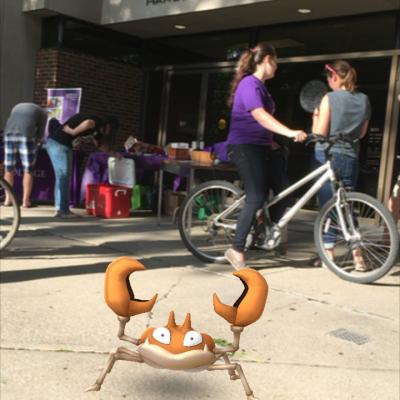Pokémon Go Lure Event
