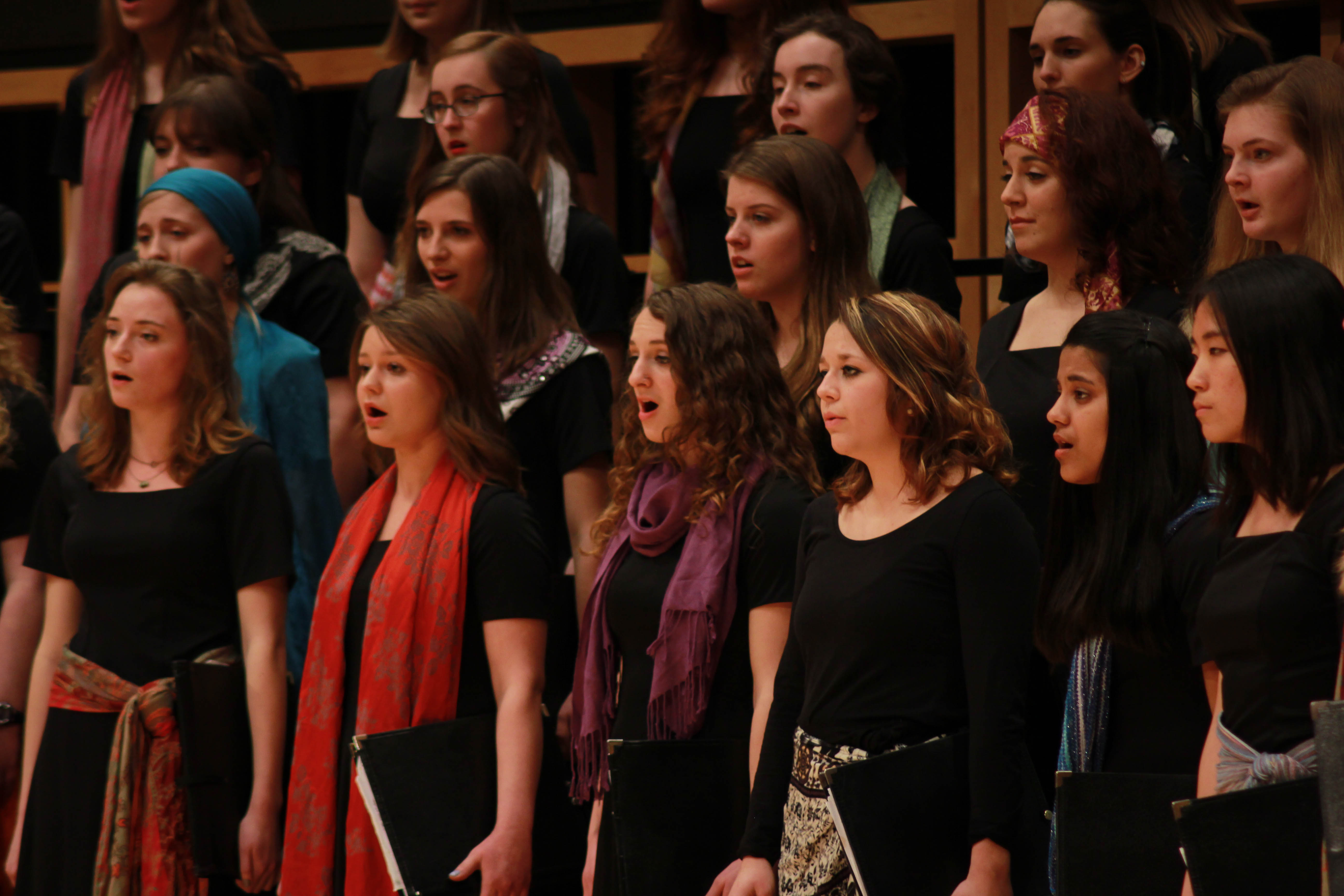 Winter Choral Concert Goshen College