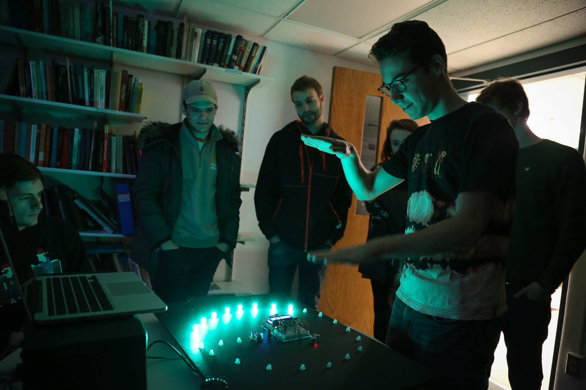 2017 Electronics Robotics Show Goshen College