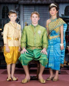 Cambodian Family Photos