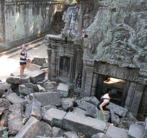 Siem Reap I: Extraordinary Angkor Wat