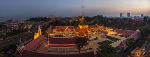 Life around Phnom Penh