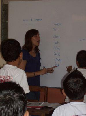 Service visits day 1:  Diriamba & Santa Julia