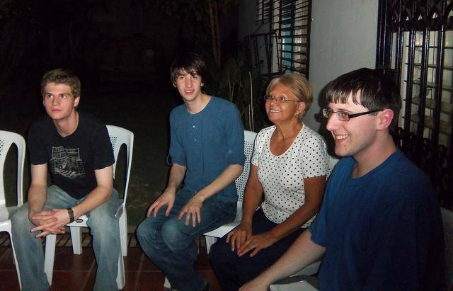 Managua host families-2
