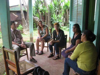 Santa Julia Service Visit — Kelsey