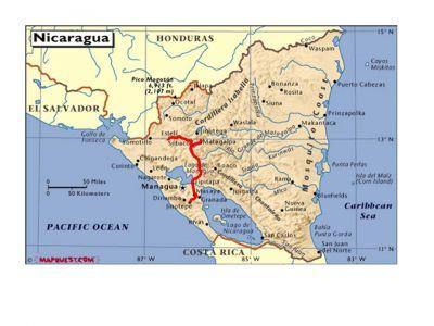 Field Trip to Matagalpa and Esteli: Friday, May 31.