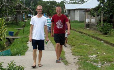 Pearl Lagoon – Bobby and Yuriy