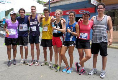 Repliegue 20-mile Race – Alejandro, Jordan, Emily, Caleb, and Maria S.