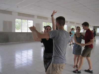 Experiential Learning, Part 4: Salsa!