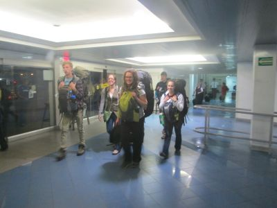 Students Arrival in Nica 037
