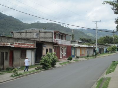 A typical Jinotega street
