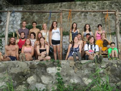 Group pic on the final full day In Nicaragua.