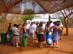 Bandia Game Reserve
