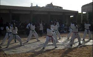 Festival in Grand Mboa