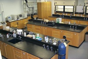 Advanced chemistry lab