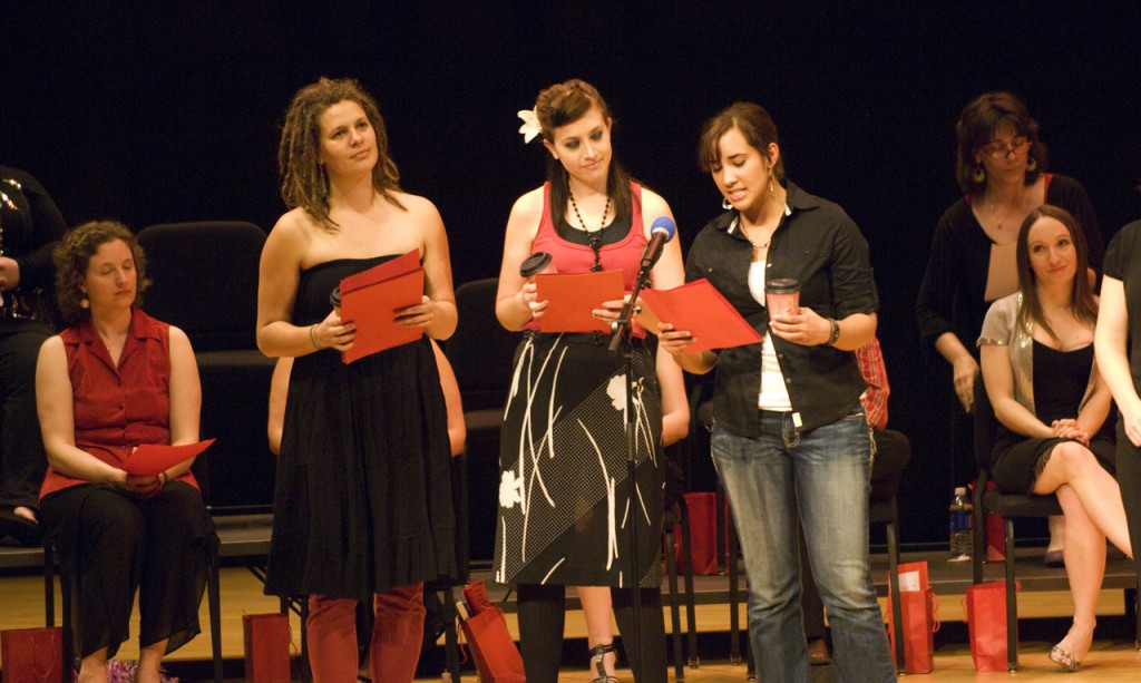 Women from monologues