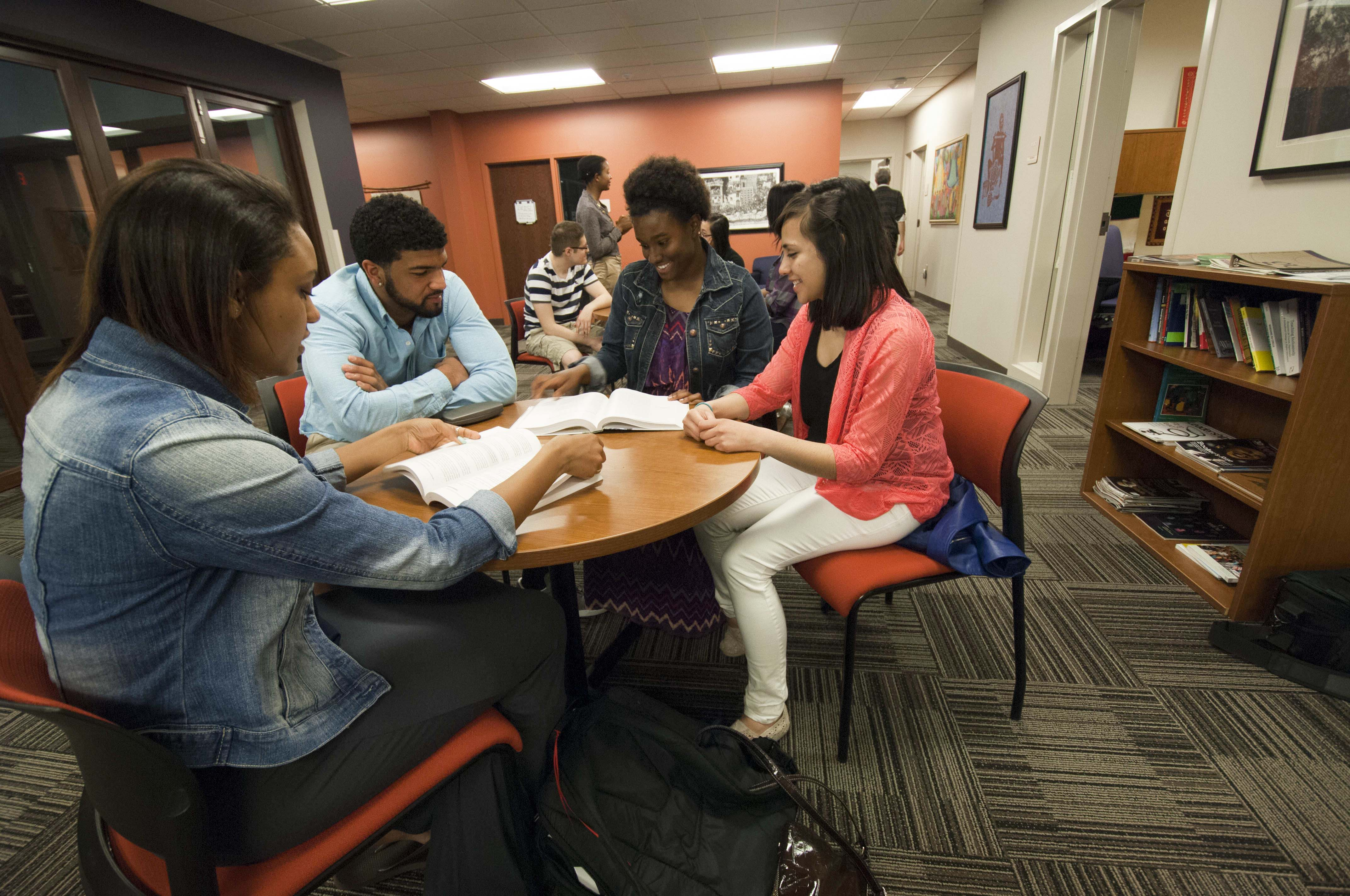 Students At Center For Intercultural International Education
