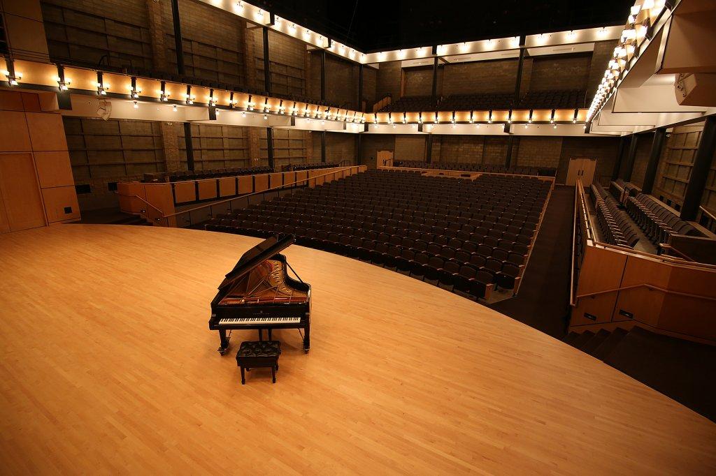Sauder Concert Hall