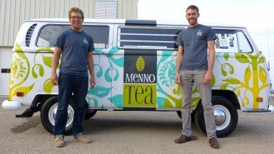 Hans & Niles, Menno Tea Founders