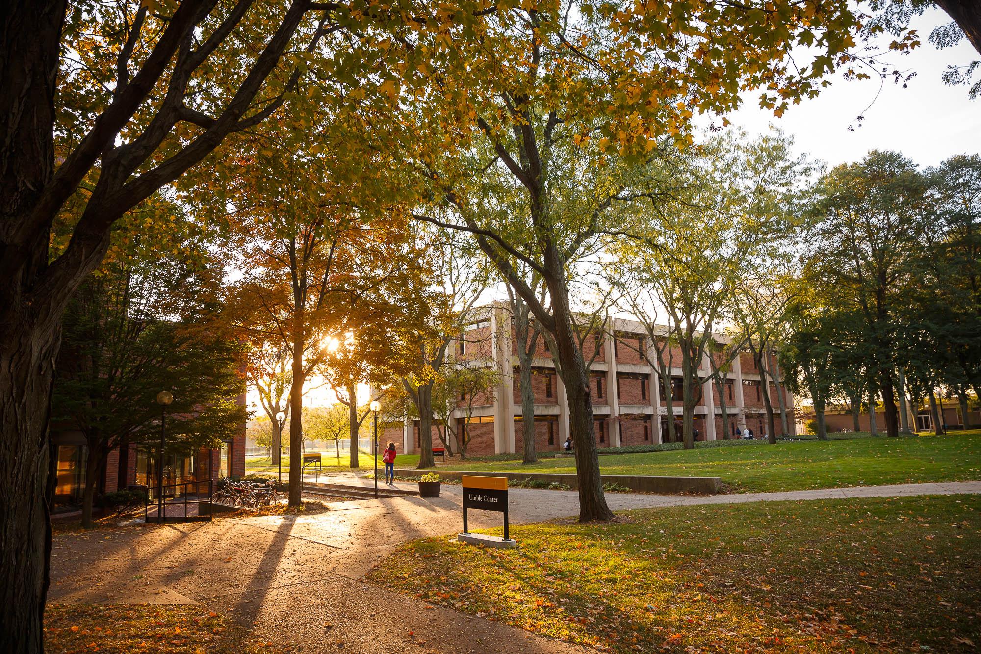 Goshen College library
