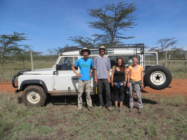 The 2014 research team