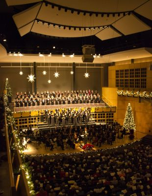 Festival of Carols at Sauder Hall
