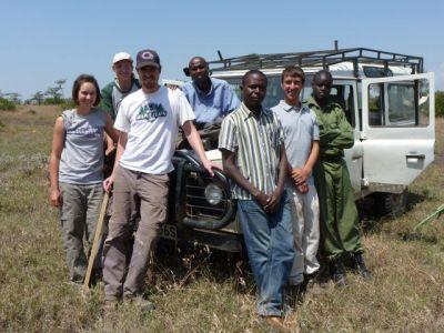 Kenya field course