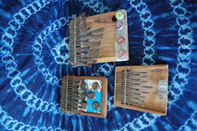 African Thumb Pianos