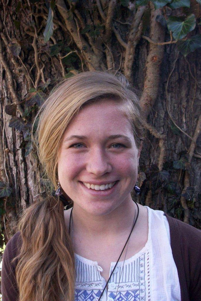 Hannah Barg, Sustainability Semester Alum