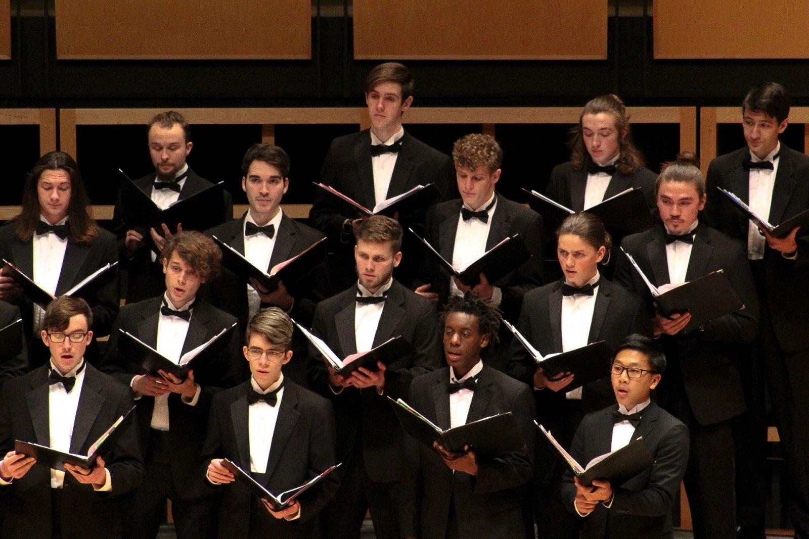 Men's Chorus   Music Major & Minor   Goshen College