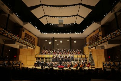 Sauder Concert Hall, Goshen College Music Center