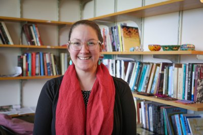 Dr. Julia Schiavone Camacho, Associate Professor of History
