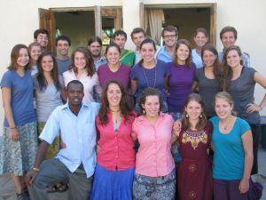 Nyabange Mennonite Church & MTCEA