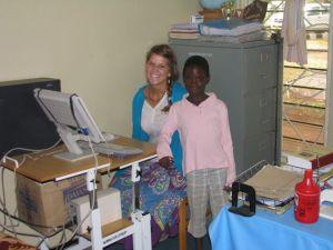 Emily & Laura – thriving in Mugumu